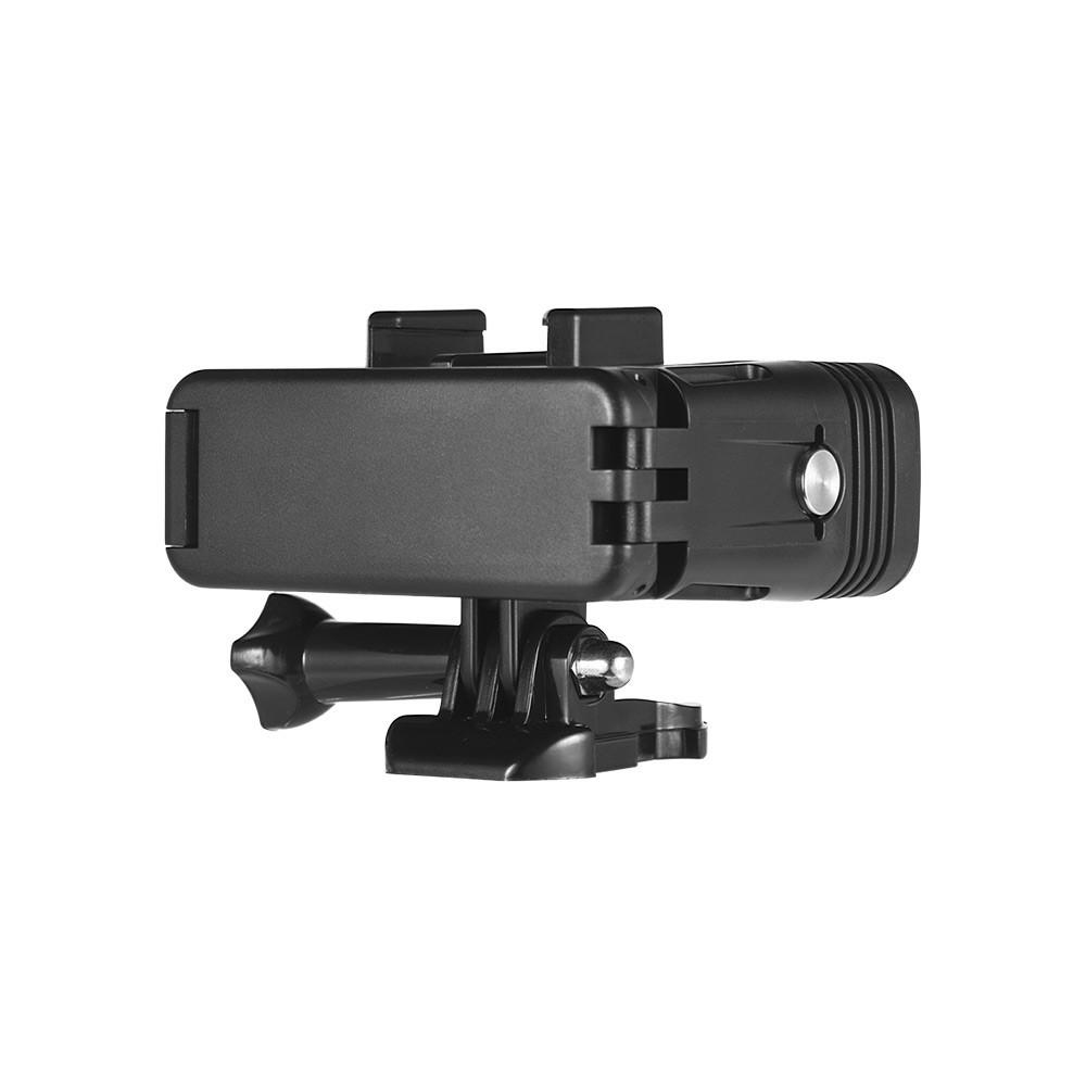 GoPro 7対応 40m 防水 アクションカメラ LEDライト 送料無料_画像4
