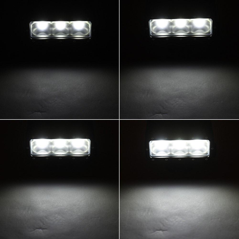 GoPro 7対応 40m 防水 アクションカメラ LEDライト 送料無料_画像5