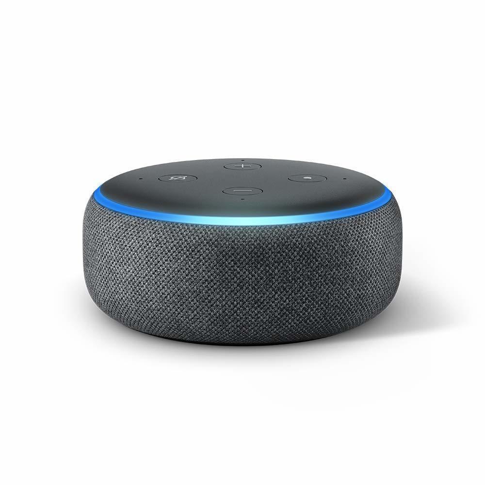 【新品・未開封】 Amazon 第3世代 Echo Dot Alexa対応 スマートスピーカー チャコール_画像6