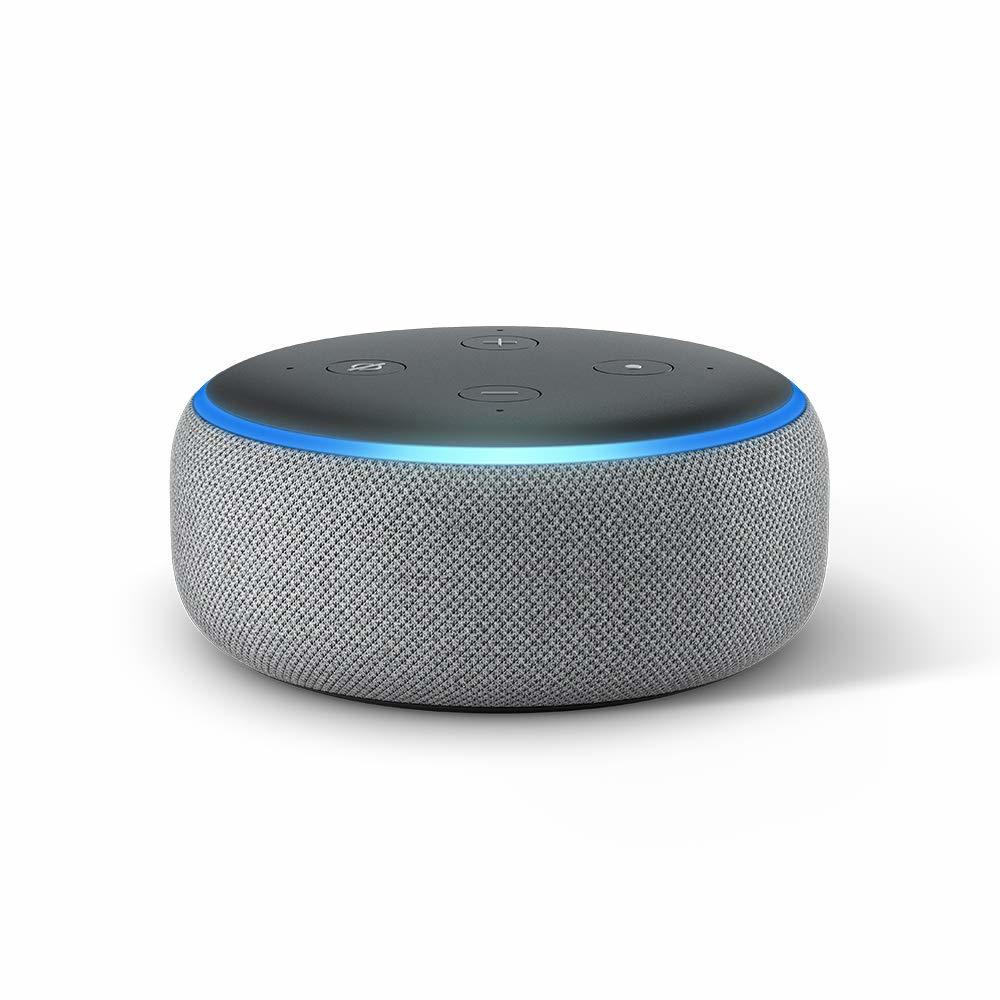 【新品・未開封】 Amazon 第3世代 Echo Dot Alexa対応 スマートスピーカー ヘザーグレー_画像6