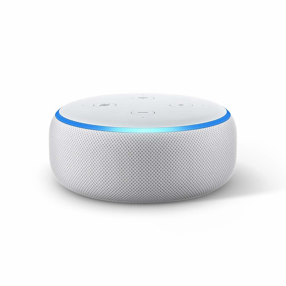 【新品・未開封】 Amazon 第3世代 Echo Dot Alexa対応 スマートスピーカー サンドストーン_画像6