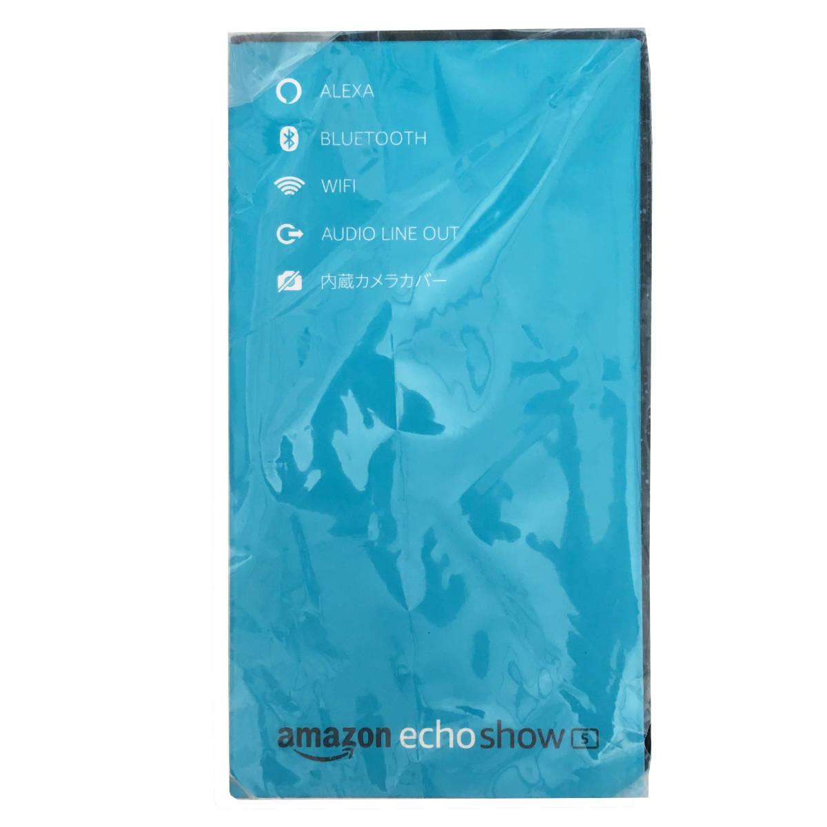 【新品・未開封】 Amazon Echo Show 5 (エコーショー5) スクリーン付きスマートスピーカー with Alexa ホワイト_画像3