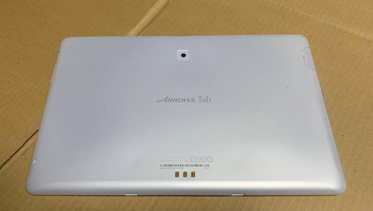 中古 docomo 富士通 ARROWS Tab F-02F_画像3