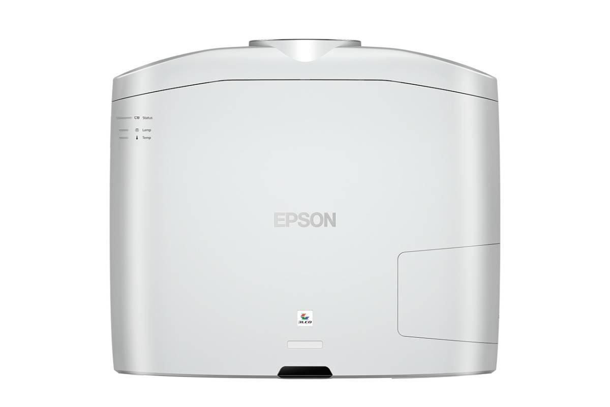 新品未開封 EPSON dreamio ホームプロジェクター EH-TW8400 高精細映像_画像3