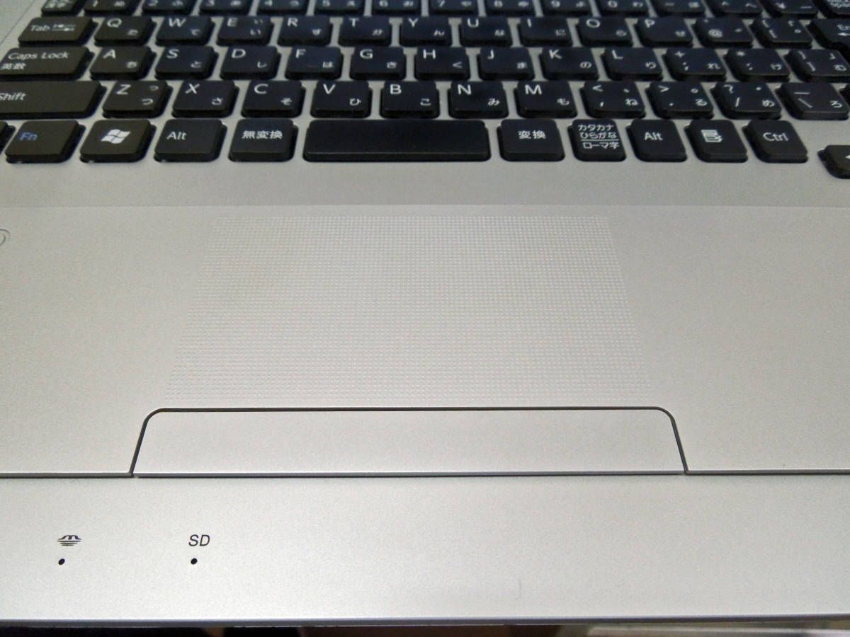SONY VPCF226FJ (PCG-81411N)  美品起動10数秒 Windows10up Core i5/4GB/高速240GB SSD/ Office2010  【管10669】_画像5