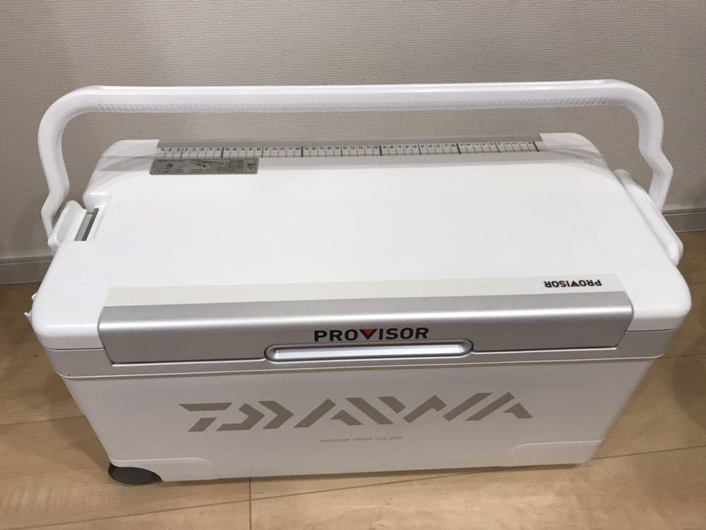 【新品未使用】Daiwa ダイワ クーラーボックス PROVISOR TRUNK TSS 3500