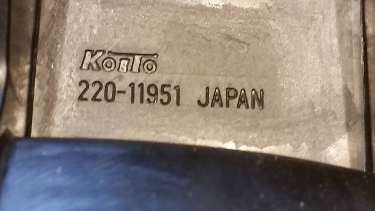 三菱 ふそう スーパーグレート用テールランプ KOITO 左右セット_画像8