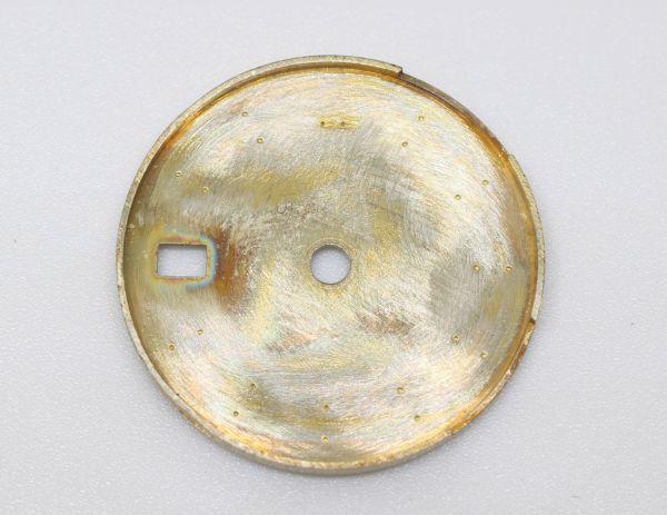 純正品 中古 ロレックス ROLEX 10P ダイヤ 文字盤 デイトジャスト用 腕時計 レディース 69173 シャンパン ゴールド ジャンク_画像6