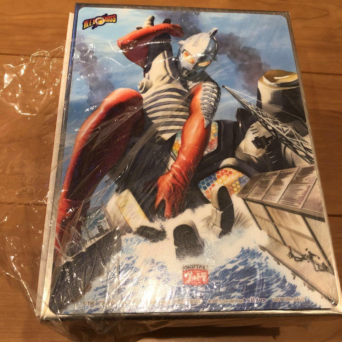 ウルトラセブン DVD BOX 初回生産限定版 ほぼ新品_画像3