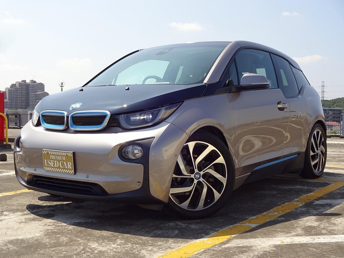◎27年 BMW i3 レンジエクステンダー 検 令和2年9月 走行74800キロ 美車 ACC インテリジェントセーフティ HDDナビ&バックカメラ 即乗OK! _画像2