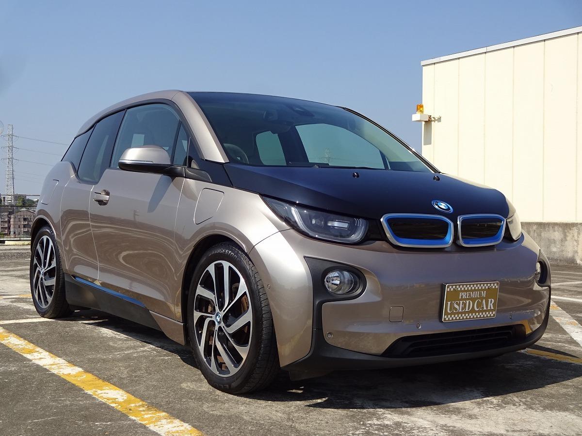 ◎27年 BMW i3 レンジエクステンダー 検 令和2年9月 走行74800キロ 美車 ACC インテリジェントセーフティ HDDナビ&バックカメラ 即乗OK! _画像4