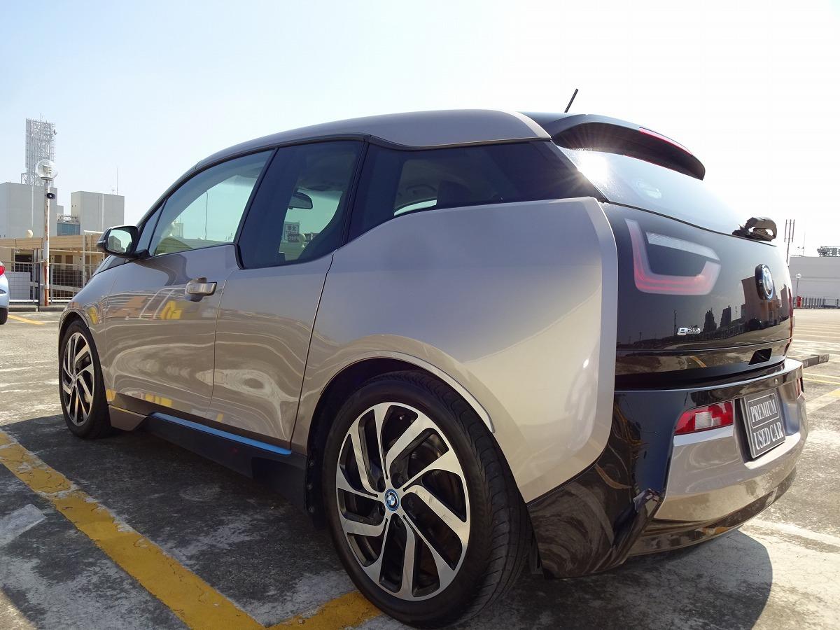 ◎27年 BMW i3 レンジエクステンダー 検 令和2年9月 走行74800キロ 美車 ACC インテリジェントセーフティ HDDナビ&バックカメラ 即乗OK! _画像8
