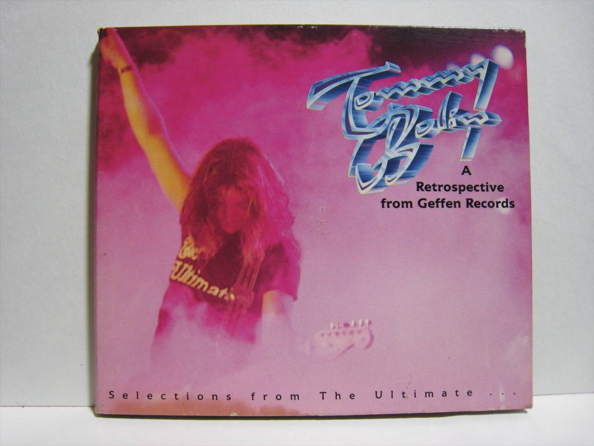 【CD】●プロモ● TOMMY BOLIN / SELECTIONS FROM THE ULTIMATE ... US盤 トミー・ボーリン DEEP PURPLE JAMES GANG ZEPHYR_画像1