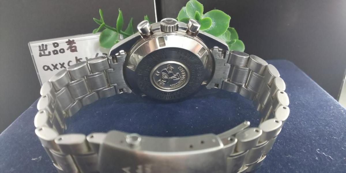 1円~オメガ/スピードマスタープロフェッショナル3570.50手巻きCal1861メンズ腕時計_画像2