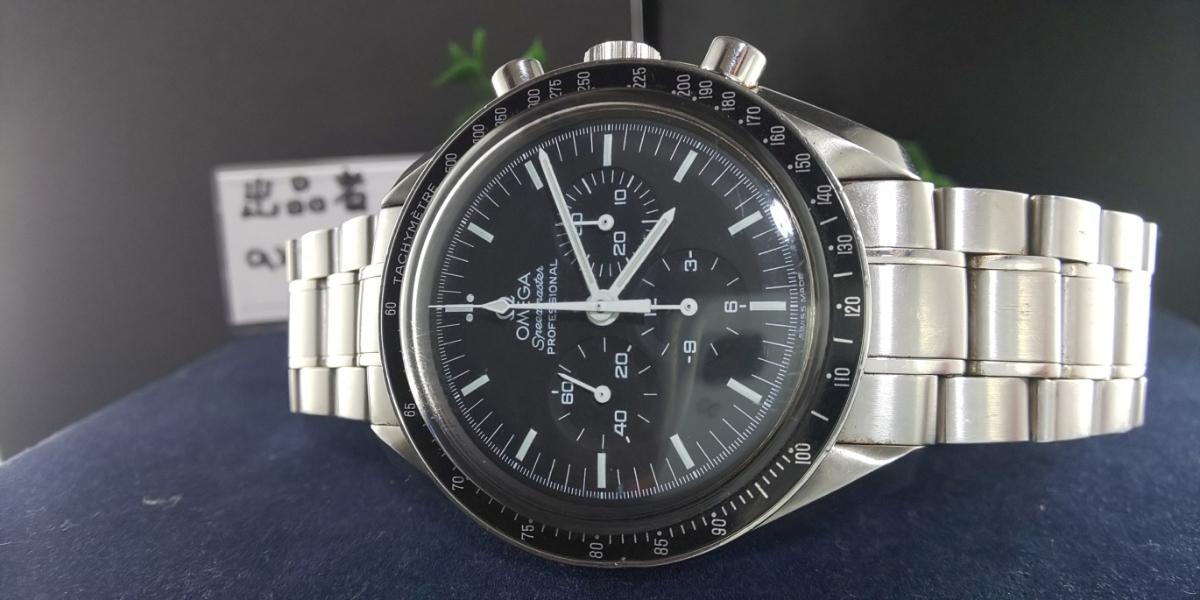 1円~オメガ/スピードマスタープロフェッショナル3570.50手巻きCal1861メンズ腕時計