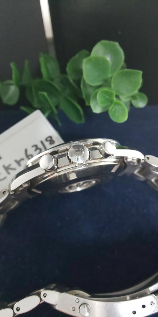 1円~オメガ/スピードマスタープロフェッショナル3570.50手巻きCal1861メンズ腕時計_画像4