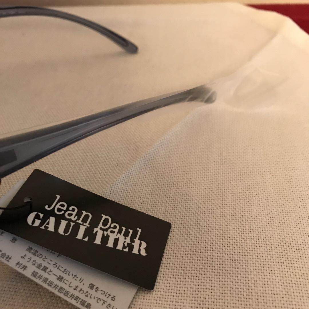【新品】Jean Paul GAULTIER  ジャンポール ゴルチェ  サングラス デッドストック BK_画像3