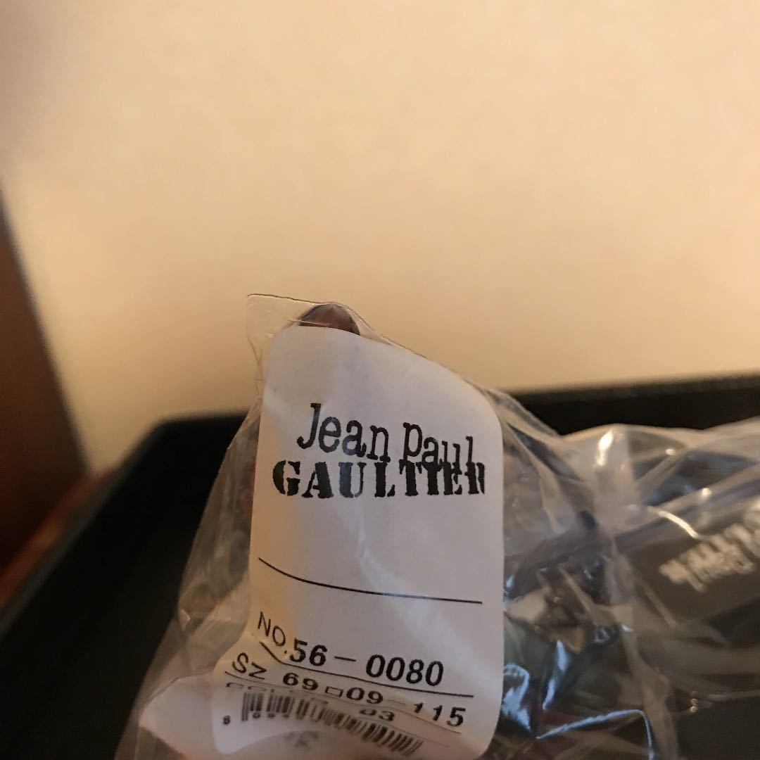 【新品】Jean Paul GAULTIER  ジャンポール ゴルチェ  サングラス デッドストック BK_画像8