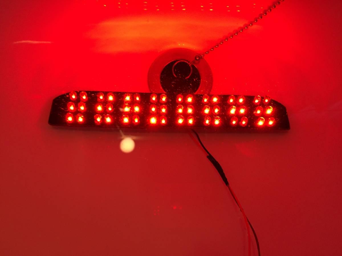 CBR1100XX(~98')/X-11/ホーネット250/600/スティード400V(VLS NC37)/☆テールランプLEDユニット☆1名のみ!_防水処理後サンプル写真(水中点灯)