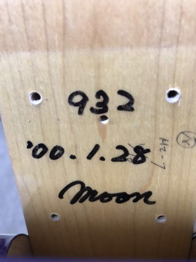 MOON JB-5 【レアカラー メタリックパープル!】_画像6