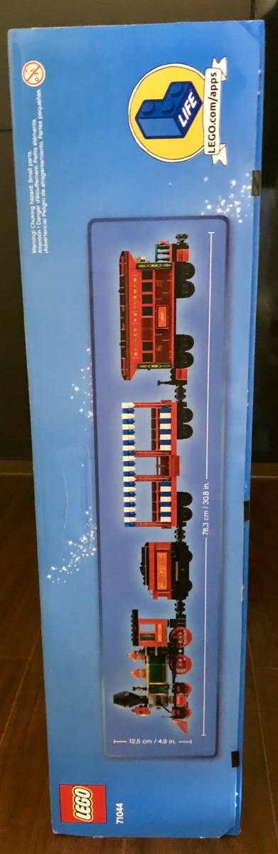 【新品未開封】日本未発売 LEGO 71044 レゴ ディズニー スペシャル ディズニートレインと駅_画像4