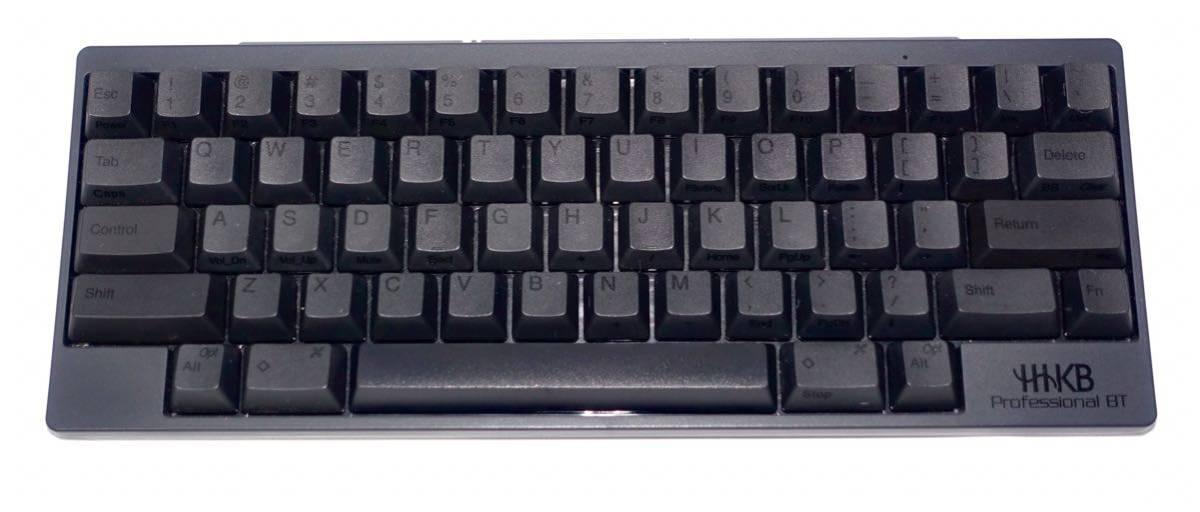 PFU HHKB Happy Hacking Keyboard US配列 BT Bluetooth ワイヤレス メカニカルキーボード Keyboard 英語配列 (ケース付き)