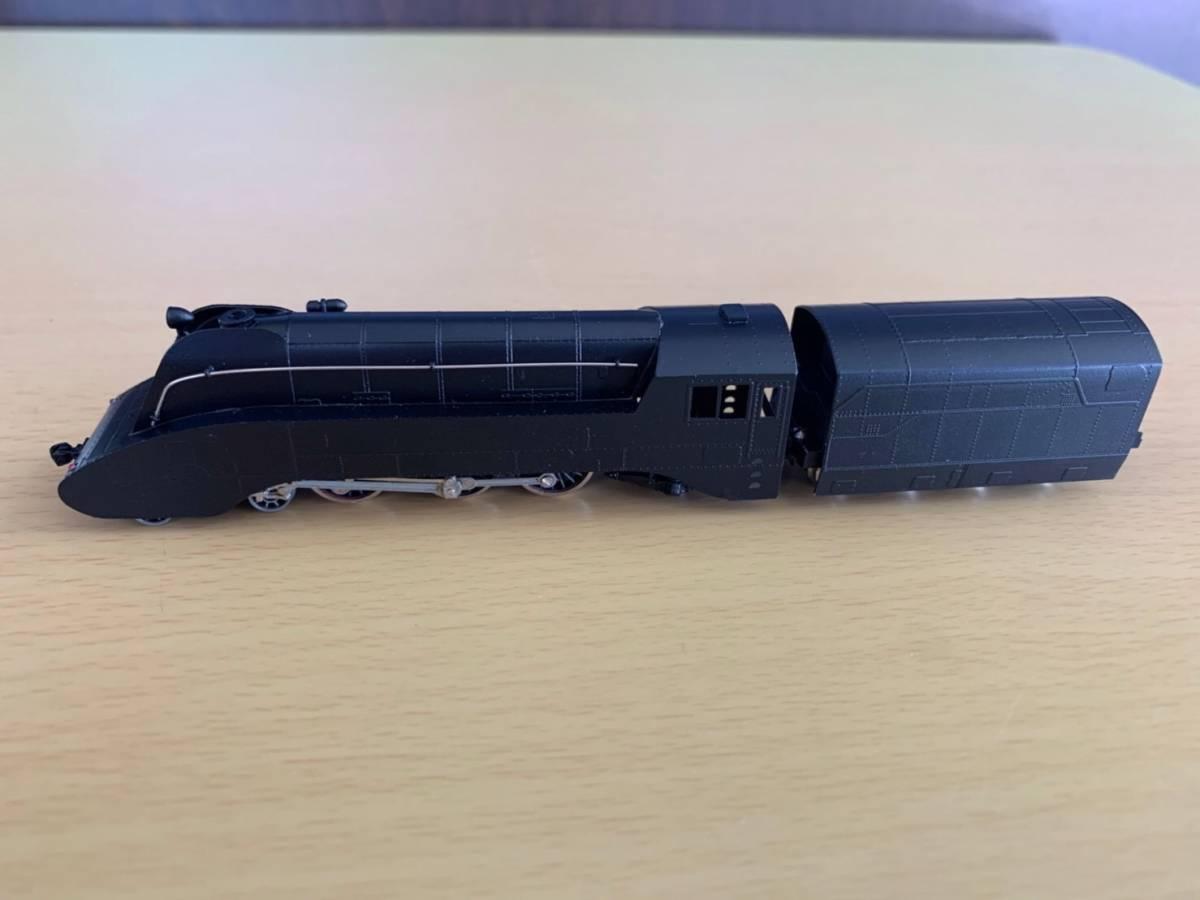 5R08014 中村精密 Nゲージ 国鉄 C53形 蒸気機関車 ナカセイ 鉄道模型_画像2