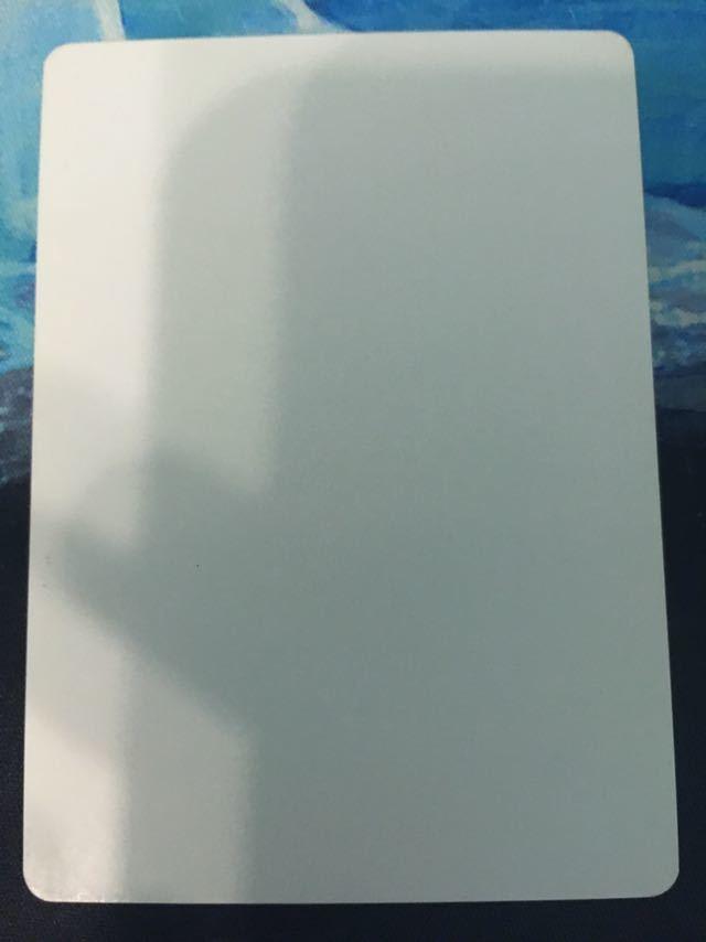 MTG ★プルーフ★ 即決《セラの伝令/Herald of Serra》[USG] 白R 【EN】 英 1枚 サイン入り_画像2