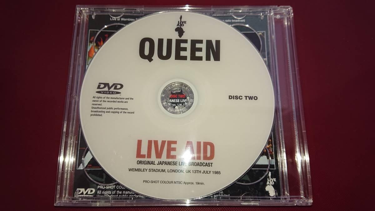 QUEEN - LIVE AID(2DVDR)_画像3