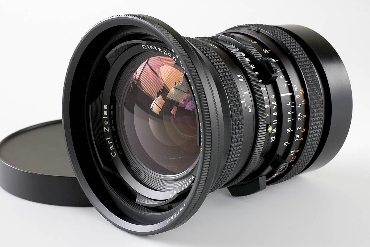 美品!.Carl Zeiss Distagon 40mm F4 T*