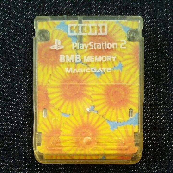 互換PS2用メモリーカード 0031