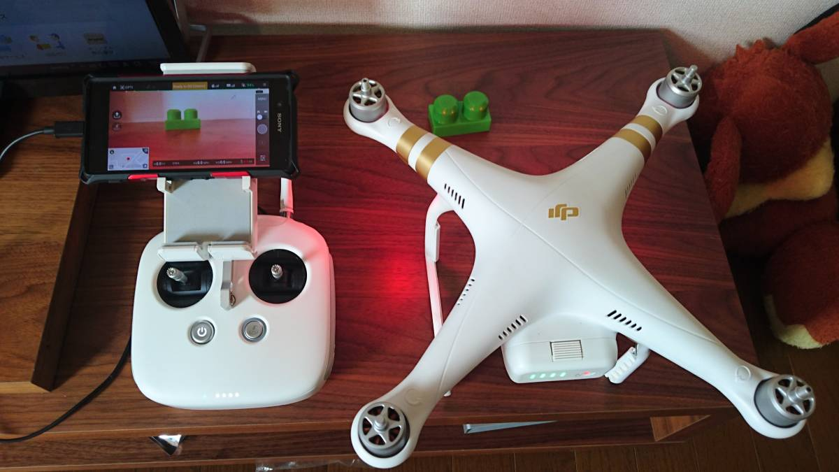 DJI Phantom 3 Professional 4K_画像2
