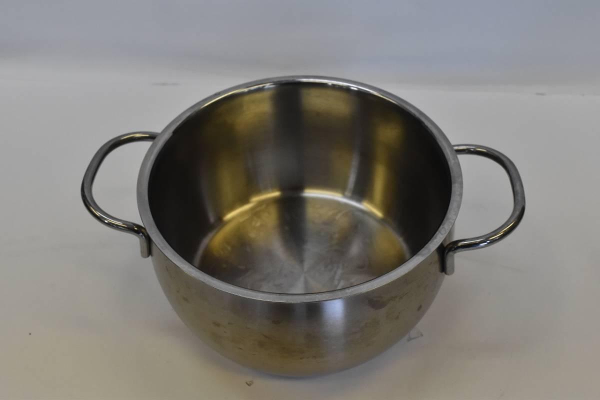 ☆ Fissler フィスラー 鍋 19.5cm【ドイツ製 】