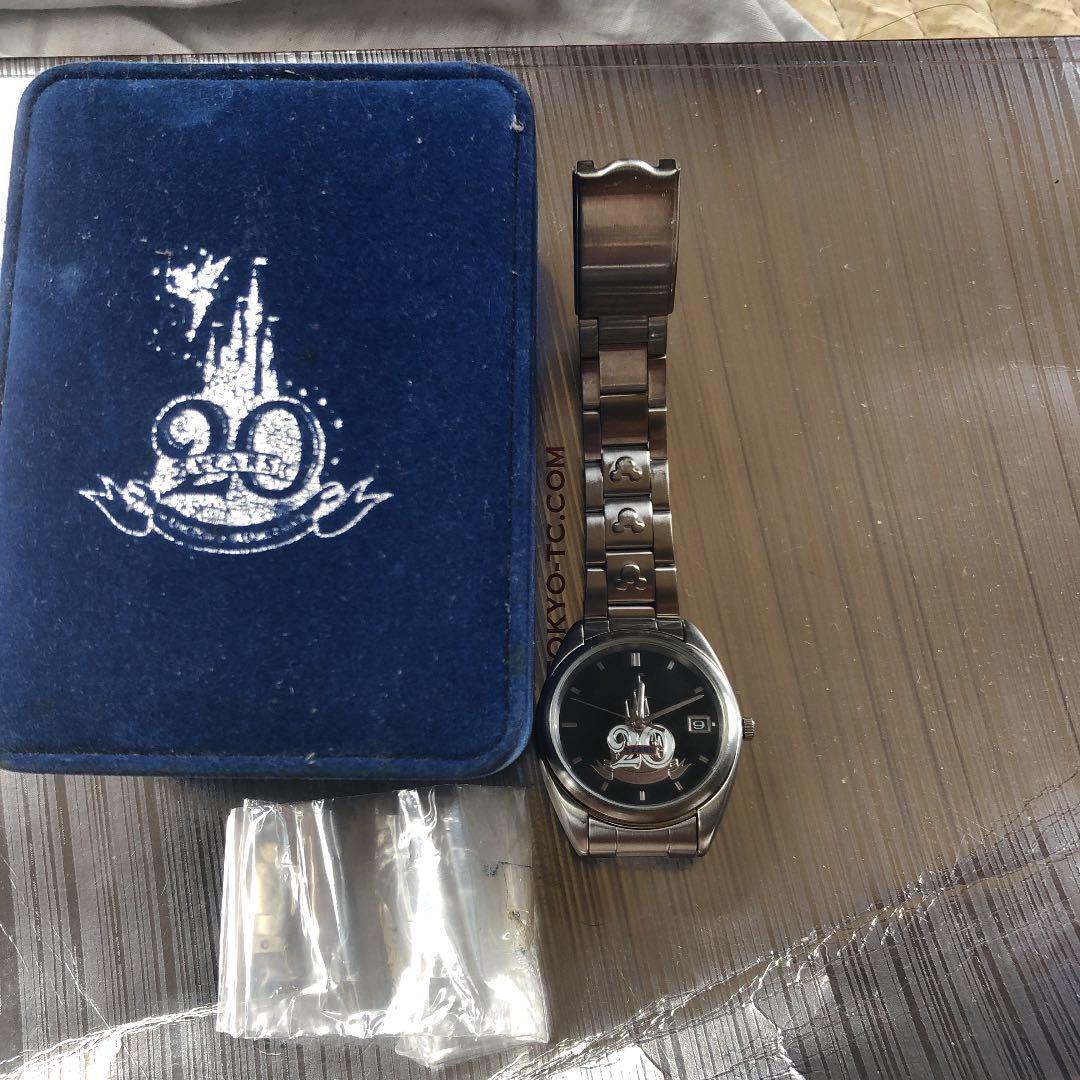 ディズニーランド20周年記念腕時計_画像5