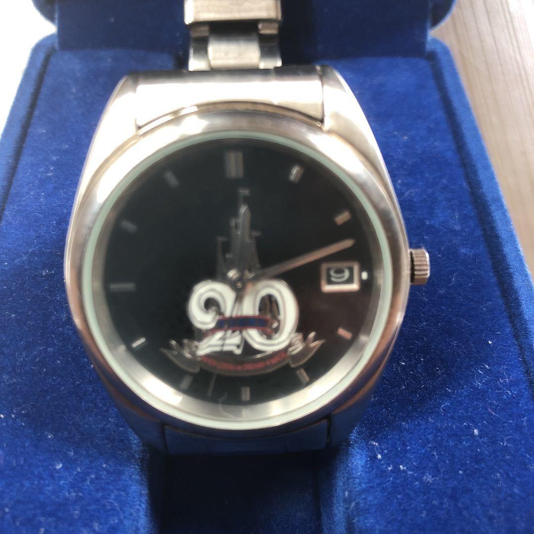 ディズニーランド20周年記念腕時計