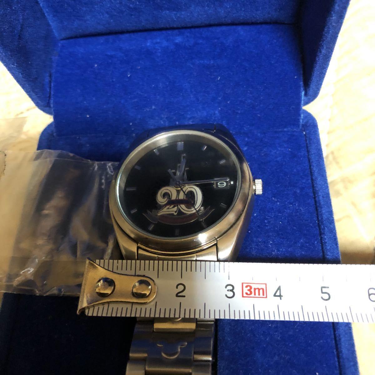ディズニーランド20周年記念腕時計_画像7