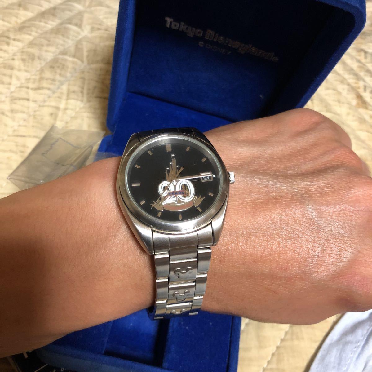 ディズニーランド20周年記念腕時計_画像8