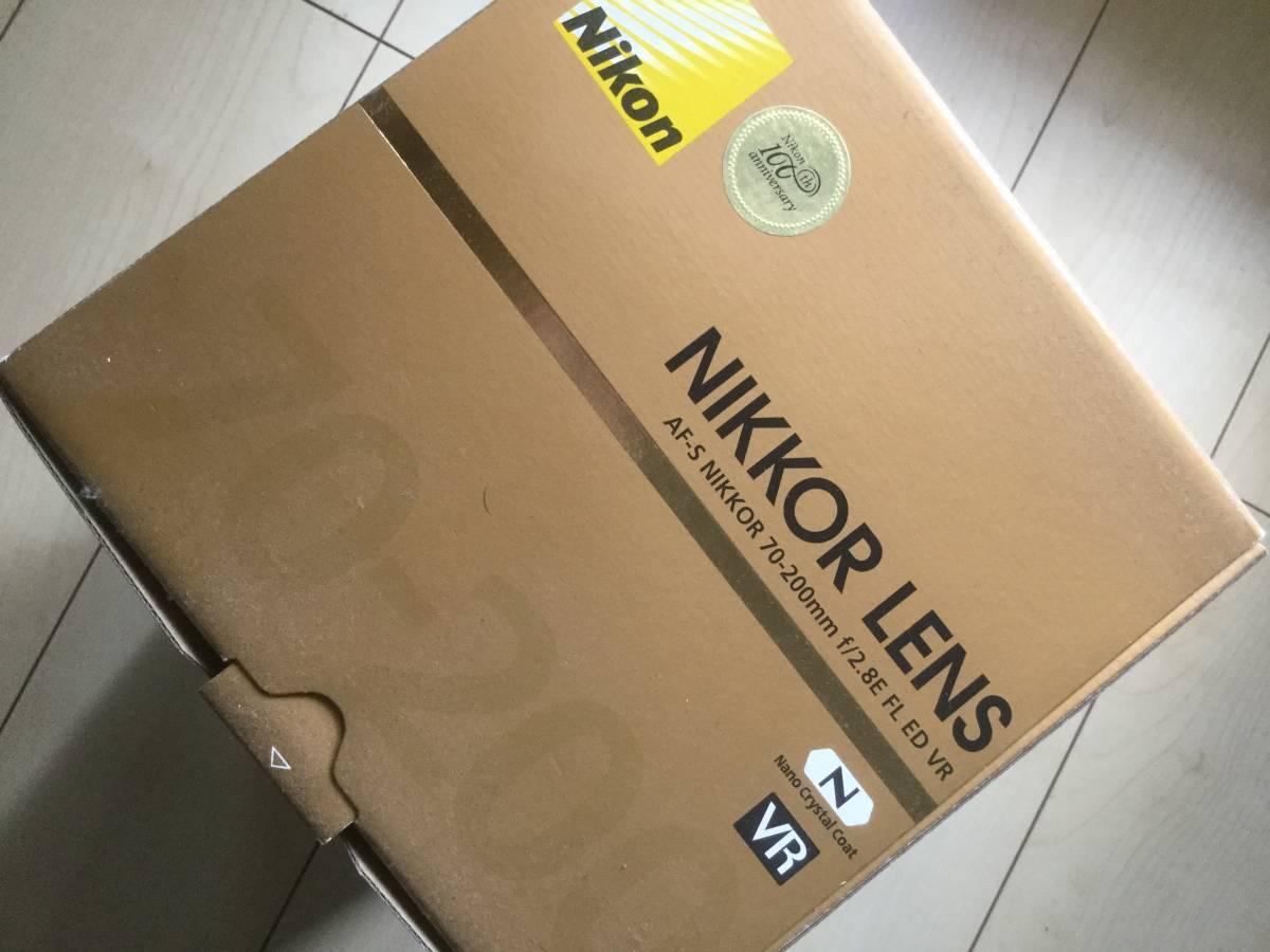 Nikon AF-S NIKKOR 70-200mm F2.8G FL VR ED _画像3