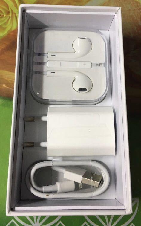 送料無料 新品再生品 iPhone SE A1723 128GB ゴールド SIMフリー 海外版 シャッター音無_画像7