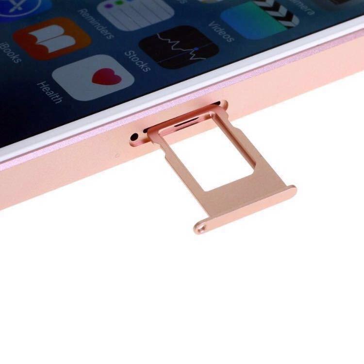 送料無料 新品再生品 iPhone SE A1723 128GB ゴールド SIMフリー 海外版 シャッター音無_画像6
