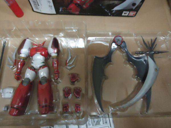 BANDAI スーパーロボット超合金■真ゲッター1 OVA版_画像8