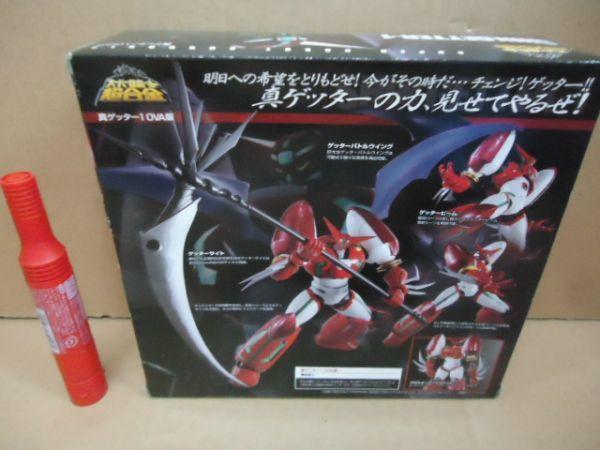 BANDAI スーパーロボット超合金■真ゲッター1 OVA版_画像3