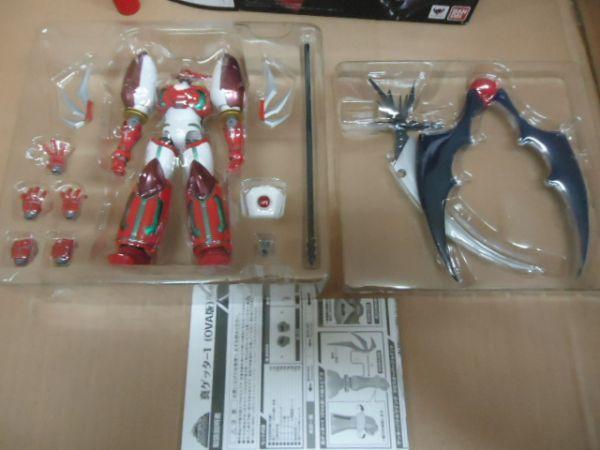 BANDAI スーパーロボット超合金■真ゲッター1 OVA版_画像5