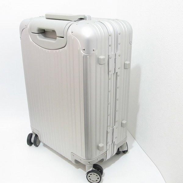 1円 新品 未使用 メルセデスベンツ スーツケース アルミ 32L 旅行 二泊三日_画像4