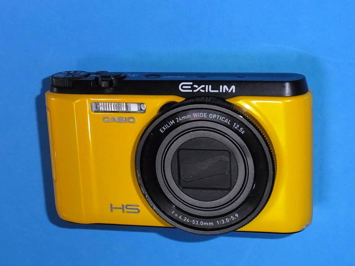 CASIO コンパクトデジカメ EX-ZR1500? ジャンク_画像5