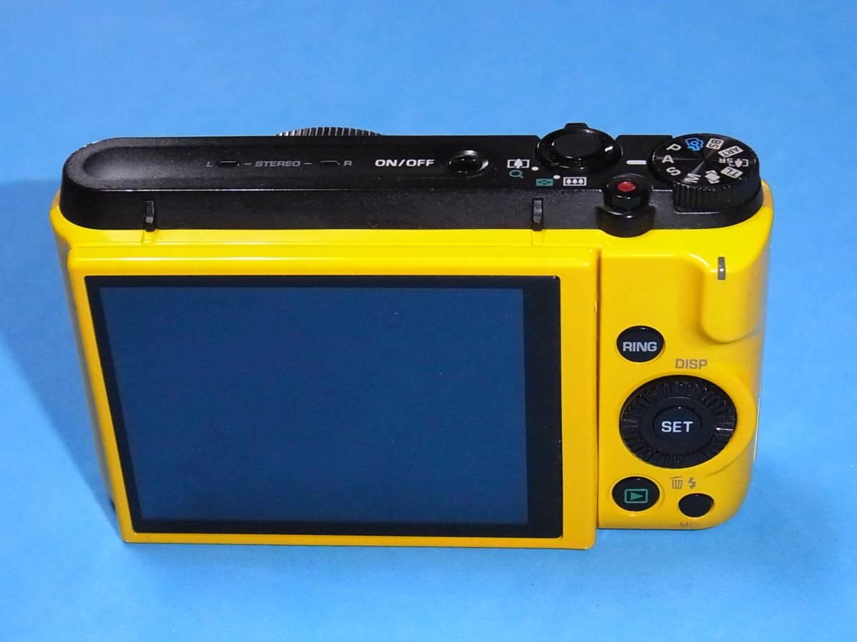 CASIO コンパクトデジカメ EX-ZR1500? ジャンク_画像4
