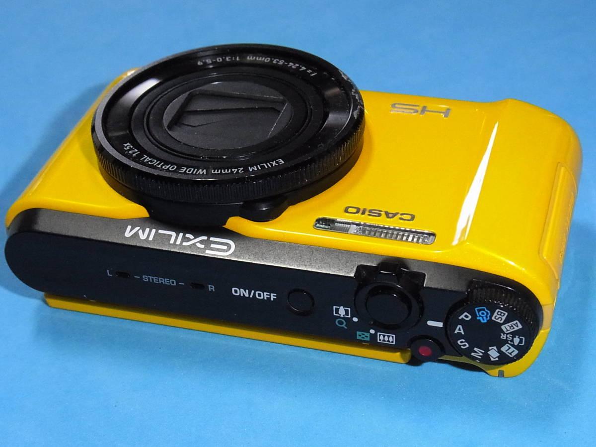 CASIO コンパクトデジカメ EX-ZR1500? ジャンク_画像10