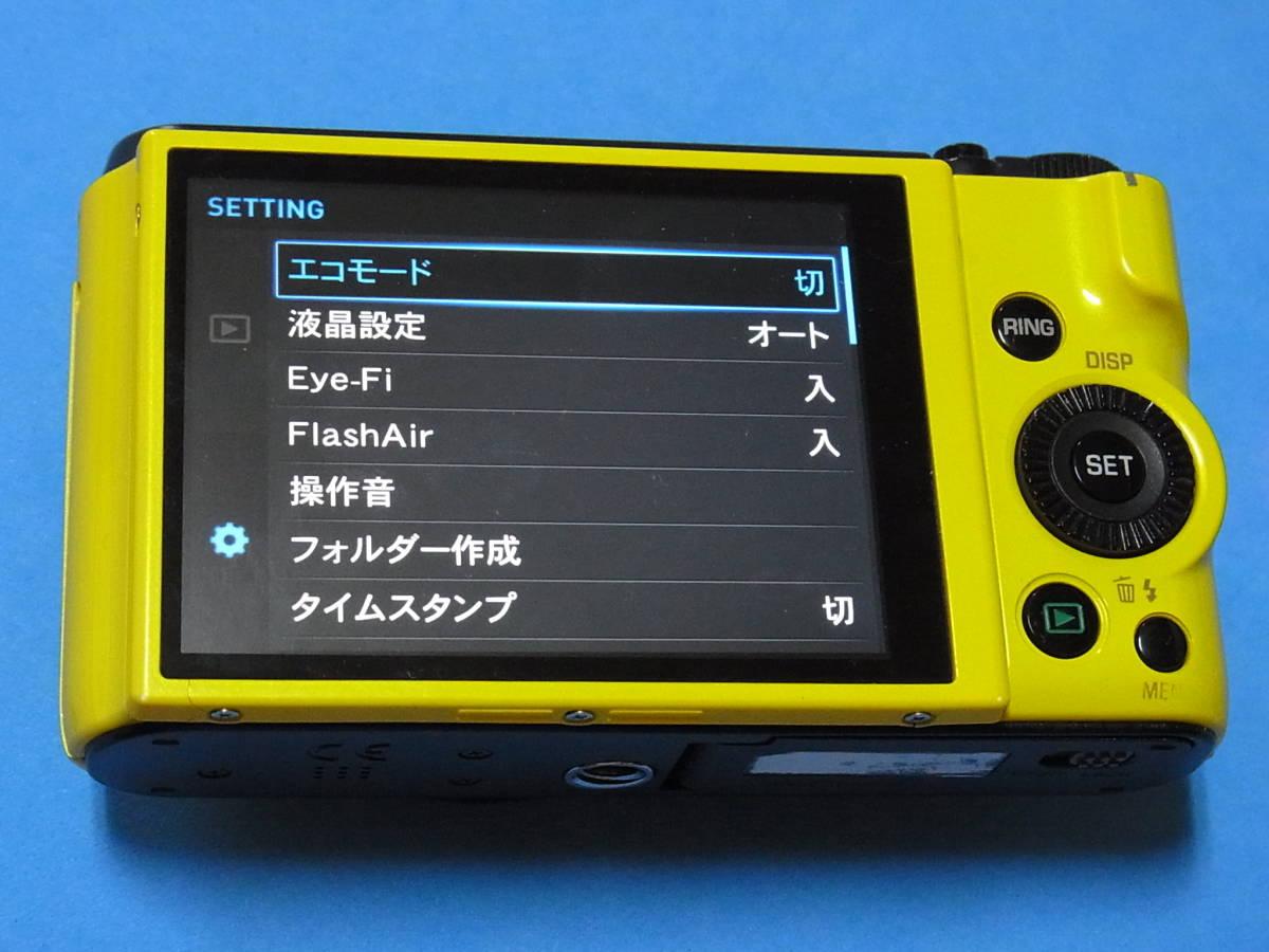 CASIO コンパクトデジカメ EX-ZR1500? ジャンク_画像8