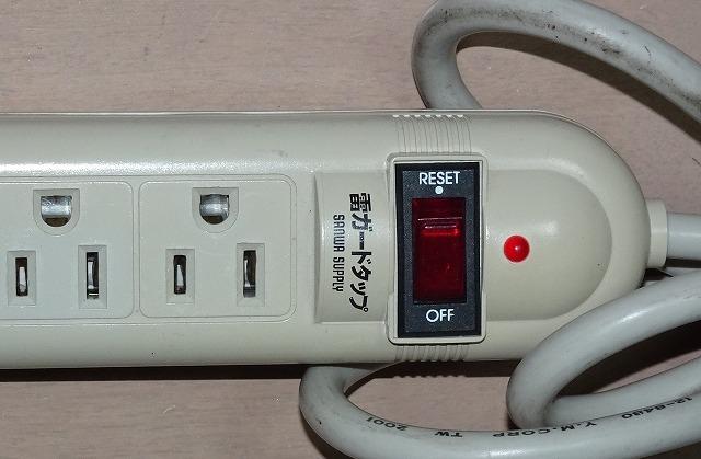 サンワ 電源タップ テーブルタップコンセント TAP-3610NF_画像4