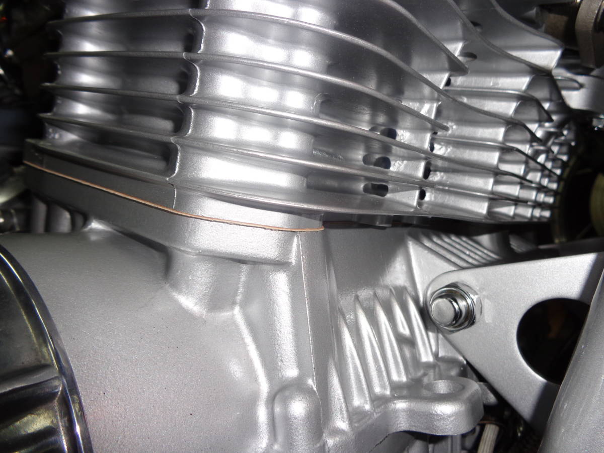 耐熱塗料  トップヒート  シルバー  GSX1100S カタナ GSX-R GS GT バンディット ハスラー RG GSX _画像3
